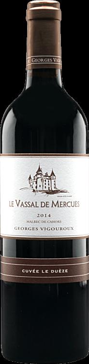 2014 Le Vassal De Mercues Cuv_e Le Dueze